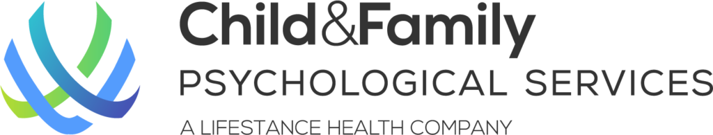 Child & Family Psychological Services Logo